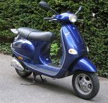 Vespa ET2 50ccm automatic blaumetallic