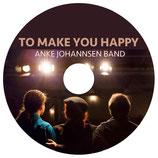 Die Anke Johannsen Band - LIVE! (2014)
