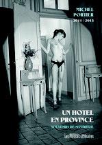 Un hôtel en province - Michel Portier