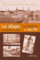 Les villages des Pyrénées-Orientales par l'éditeur FAU - Pierre Lauvernier