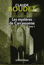 Les mystères de Carcassonne - Claude Boudet