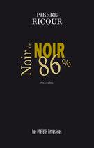 Noir de noir 86 % - Pierre Ricour