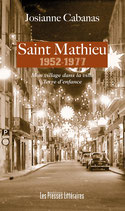 Saint Mathieu 1952-1977 - Josianne Cabanas