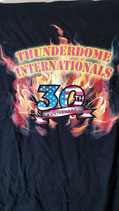 "T-Shirt Special Edition ""Thunderdome Internationals 30th Anniversary"""