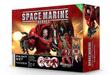 WARHAMMER 40K SPACEMARINE HEROES SERIES-2 BASIC-PAINTSET