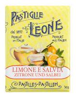 Zitronen-Salbei Pastillen