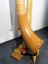 Alphorn Eiger (aus Erlenholz, mit grosser Mensur)