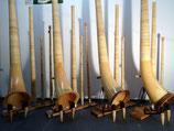 Miete-Kauf eine neuen Alphorns- Mindest-Mietdauer 6 Monate