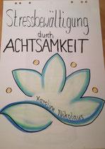 """Workshop """"Stressbewältigung durch Achtsamkeit"""" - 18.03.21"""