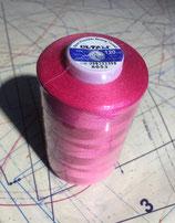 Overlockfaden Pink