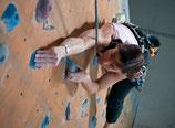 Fortgeschrittene Kletterkurs in München