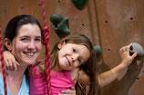 Kletter-Training für Kinder