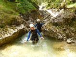 Einsteiger Canyoning Tour
