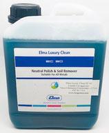 Elma Luxury Clean - EC 90 - Liquido Lavaggio per Vasca Ultrasuoni Concentrato Rimozione Residui di Lucidatura - 2.5 Lt.