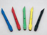 Penna Abrasiva a Nastro e Ricambi - Varie Grane - Made in Usa
