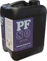 PF80 Liquido Lavaggio Orologi - 5 Litri