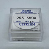 Citizen 295-55 Accumulatore