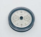 Capsula per Quadranti in Plastica Rigida con Ammortizzatore Interno - Ø35mm - Swiss Made