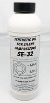 Planet Air SE-32 Olio Sintentico per Compressori Silenziosi