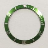 Rolex Inserto Lunetta 315-16800-GRN Replica - ØExt. 37.68mm / ØInt. 30.68mm