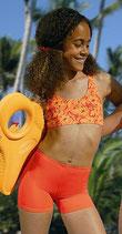 Tankini-Bikini, orange