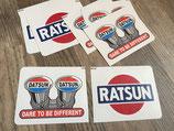 Sticker:      Ratsun            Dare to be different