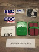 EBC Greenstuff  Bremsbeläge Vorderachse Datsun Z