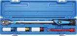 Passend zu den neuen Felgen, der passende Drehmomentschlüssel: Drehmomentschlüssel-Satz 1/2 Zoll 40-200Nm