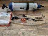 BGS Handpumpe mit Adapter Satz 1,5 Liter