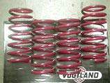 Tieferlegungsfedern Vogtland für die Datsun Z Modelle 240Z 260Z & 260Z 2+2 280Z & 280Z 2+2 mit Unbedenklichkeitserklärung vom Hersteller