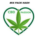 MIX PACK hash/moonrock - 6gr