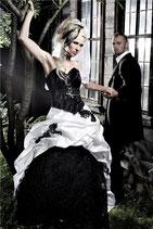 Griselda - Extravagantes Brautkleid