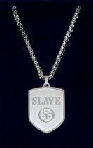 Exklusiver BDSM Wappen-Anhänger inkl. Halskette