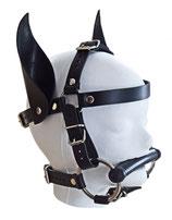 Pferdchen Kopfharnes mit Beißstange Pony