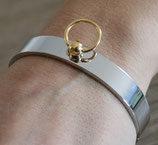 Armreif Armband silber/gold