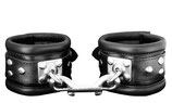 Premium Fußfesseln Drehring 360°