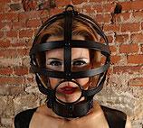 Kopfkäfig Strafmaske Stahlmaske eiserne Bondage Maske Pranger Schandmaske Fetisch BDSM SM / Maßanfertigung