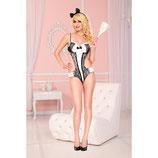 Französisches Maid-Kostüm