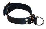 PREMIUM Terginum Würgehalsband Dressurhalsband mit D-Ring