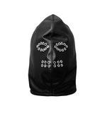 Kopfmaske mit Nieten