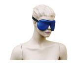 Augenmaske Augenbinde Leder