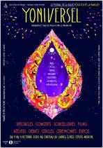 Affiche du festival A3