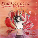 Autocollant Mme Ocytocine