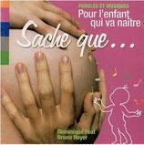 Cd chant prénatal
