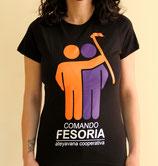 "Camiseta ""Comando Fesoria"""