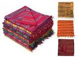 BaumwollFliesDecken made in Nepal