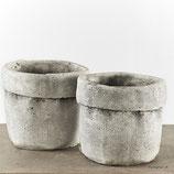 Töpfli betonlook