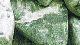 Verde Alpi, Abdecksteine grün, gebrochen 15-25cmm
