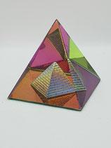 """Neuzeit-Energiepyramide """"Standfestigkeit und Wachstum"""""""