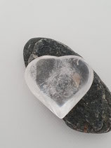 Bergkristall-Herz
